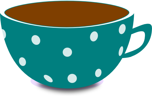 Clipart cup. Green chocolate clip art