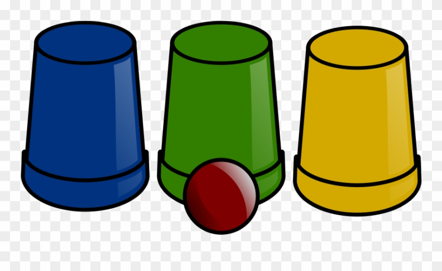 Cup clipart 3 cup. And ball png download