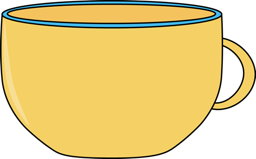 Cups mugs and glasses. Clipart cup