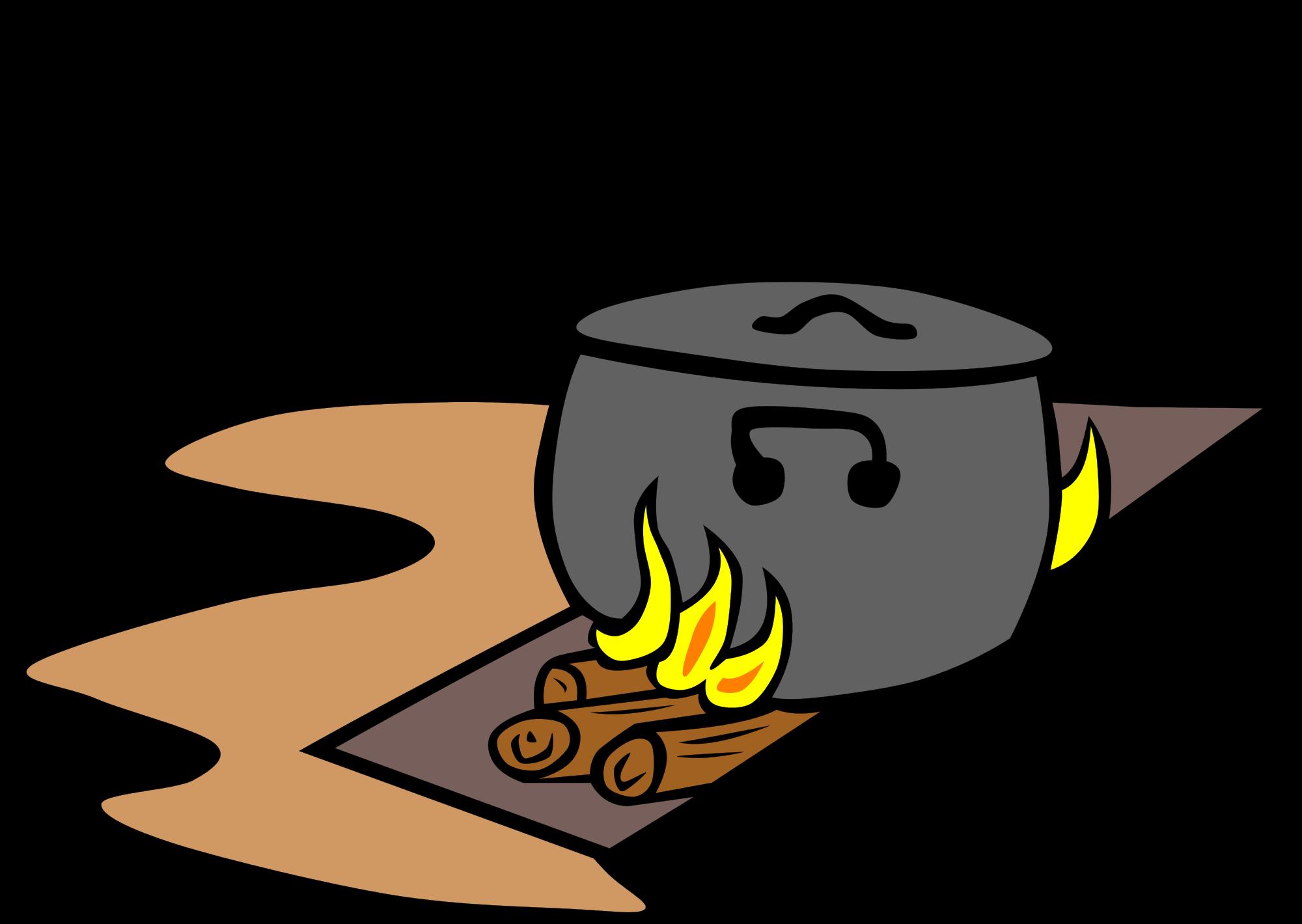 Cook camp cook