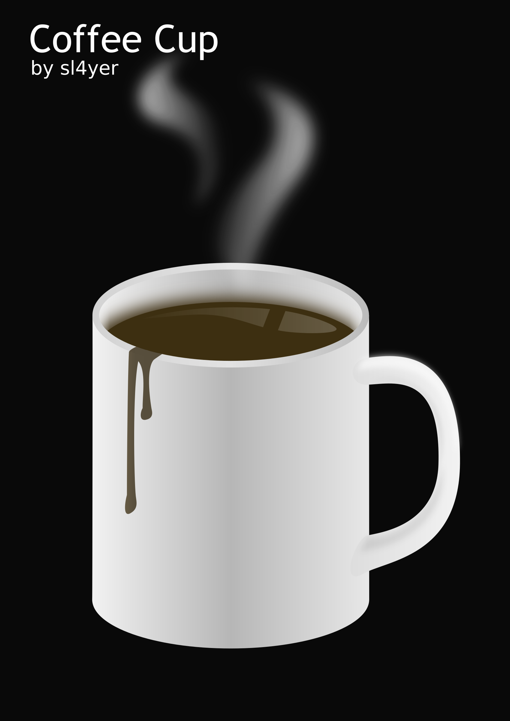 Coffee big image png. Clipart cup animated