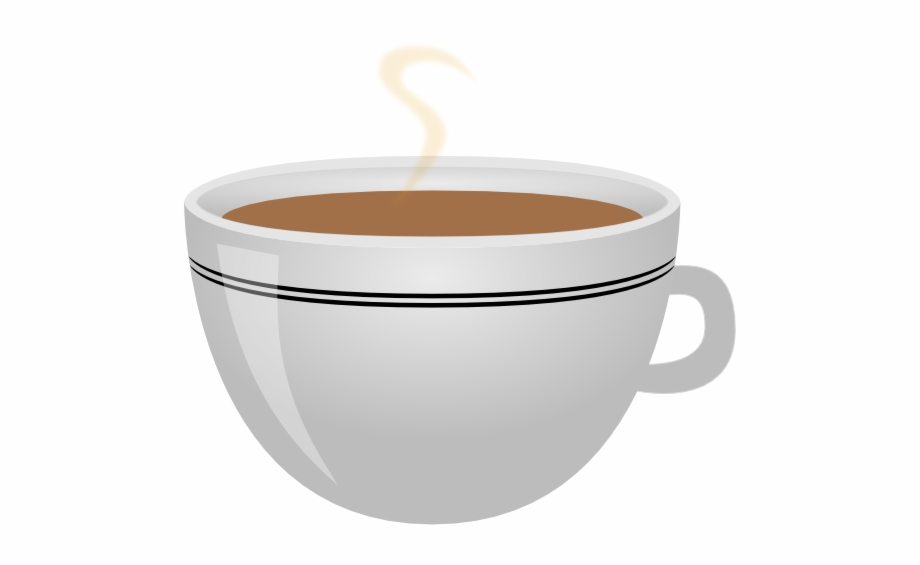 Clipart cup animated. Of tea clip art