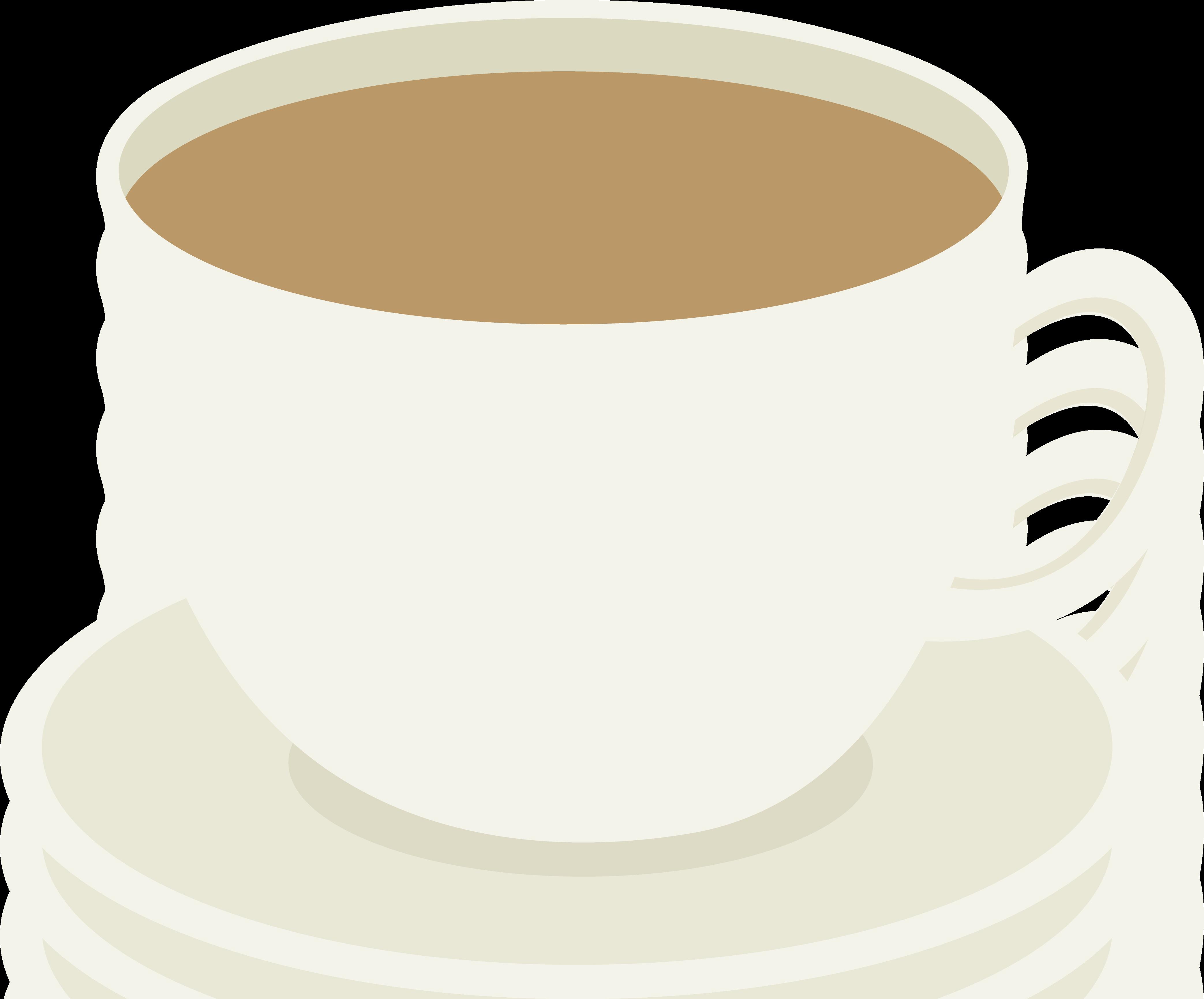 Mug hot coffee pencil. Clipart cup bath