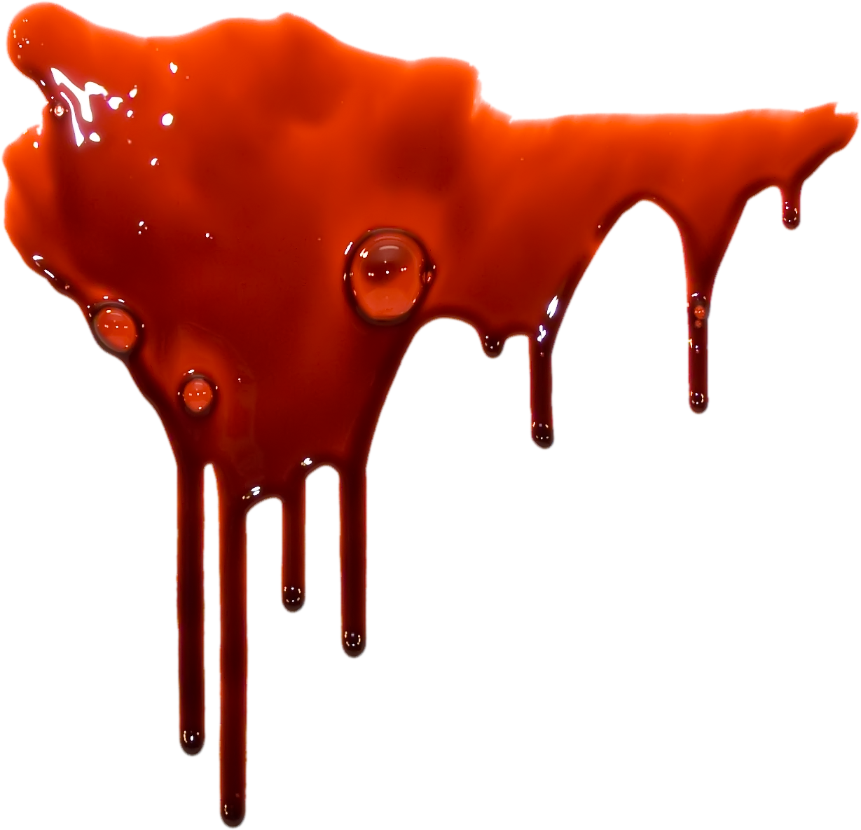 Splatter thirty nine isolated. Png blood