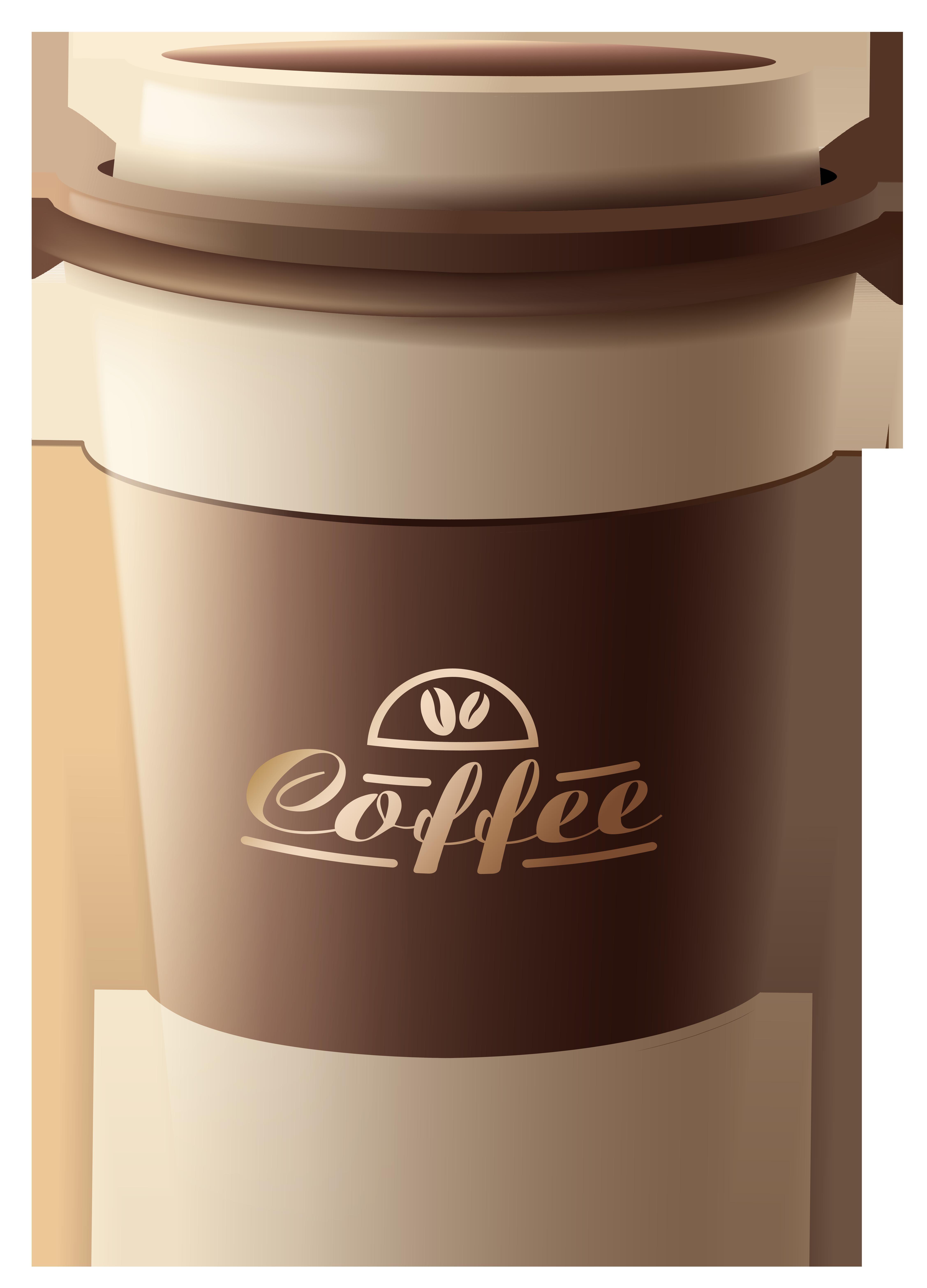 White coffee tea espresso. Mug clipart plastic mug