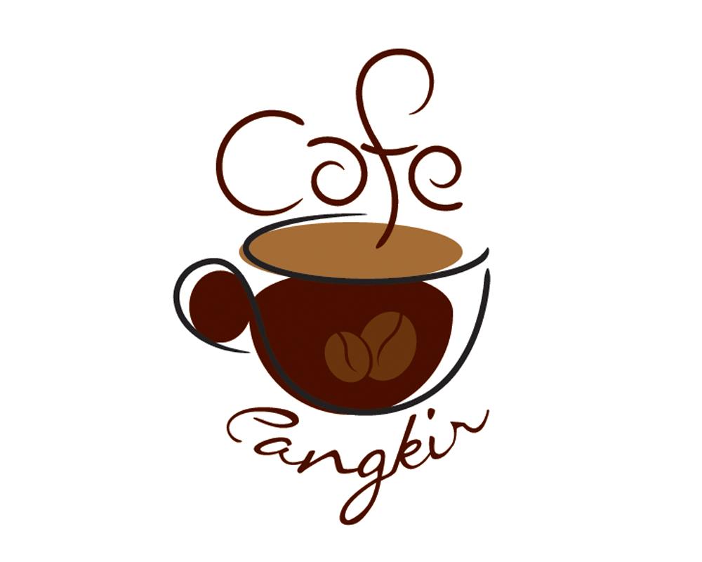 Cups clipart cangkir. Logo design aiviz studio