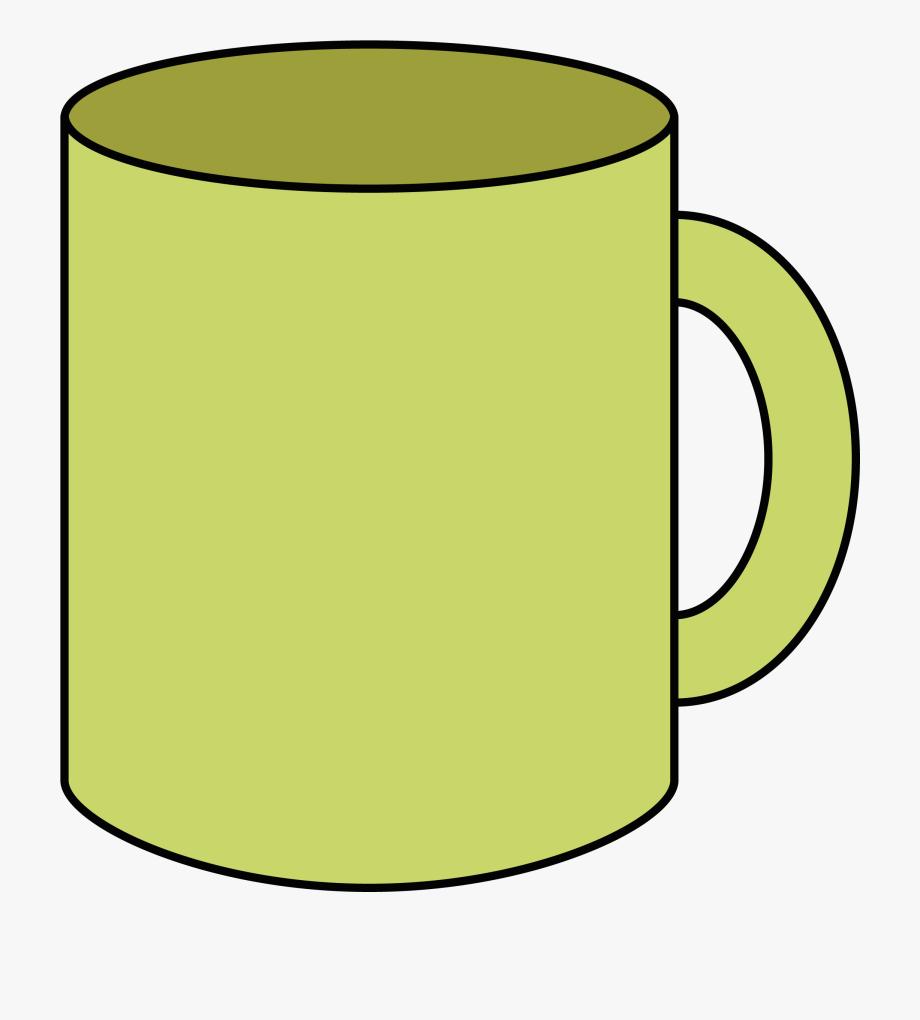 Mug clipart yellow cup. Ch b loza coffee