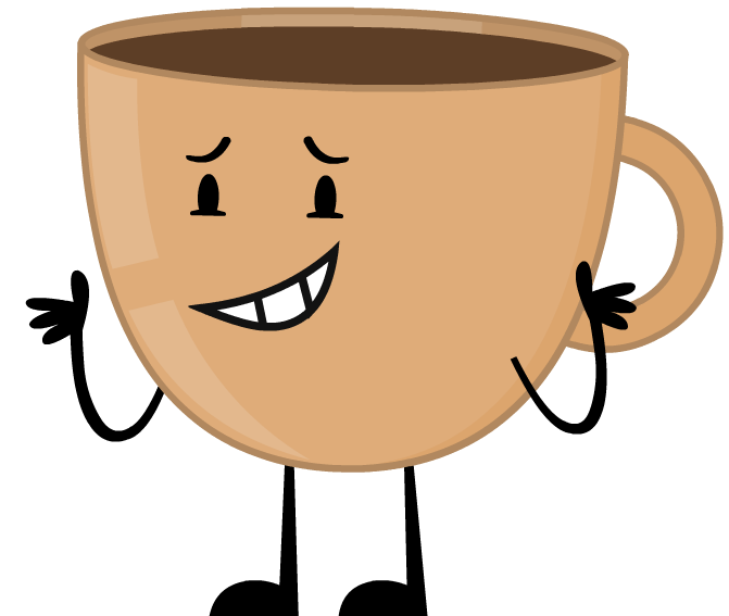 Coffee object terror wiki. Cup clipart 6 cup