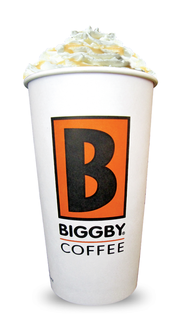 Biggby we exist to. Clipart cup coffee hour