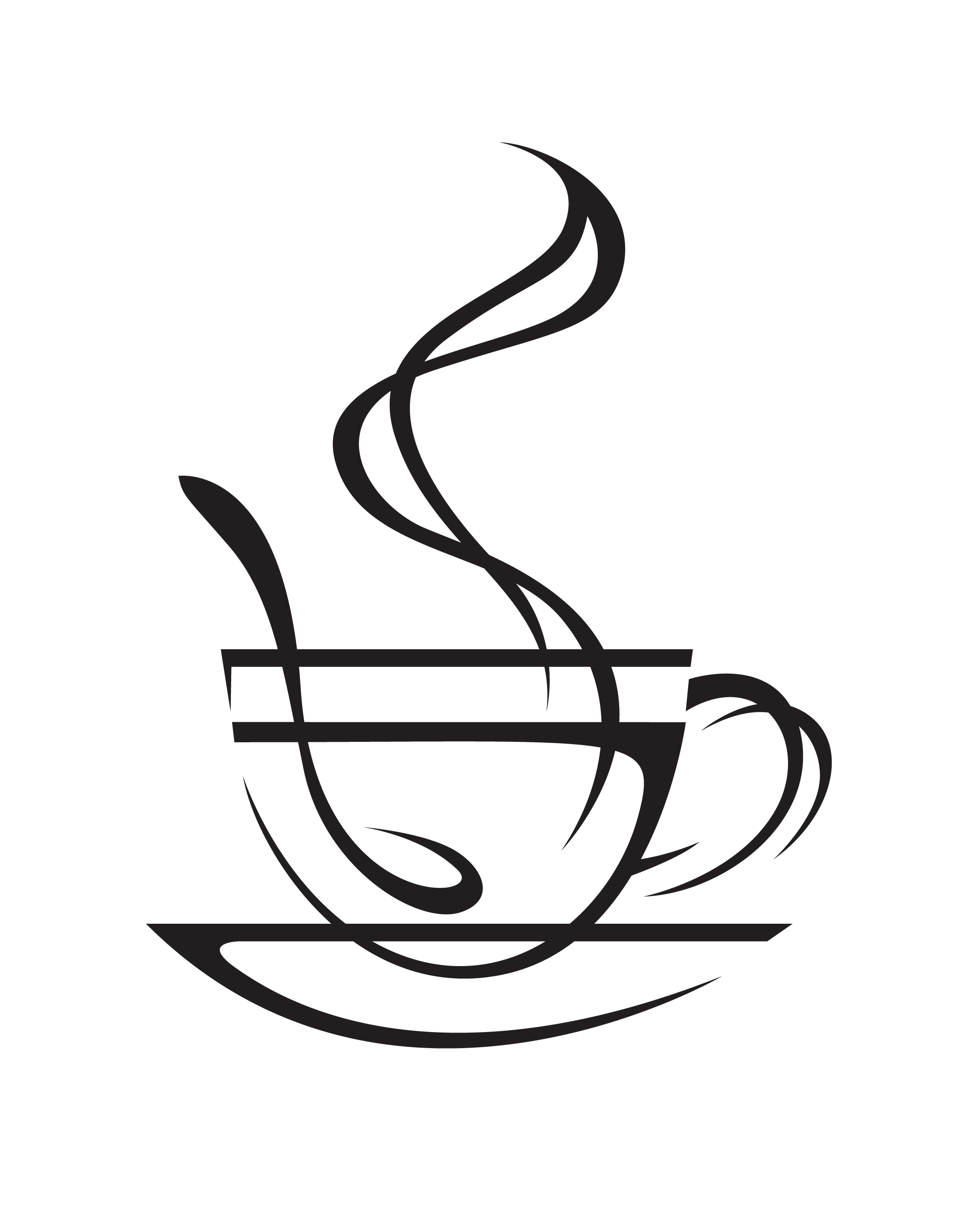 Coffee clipart line art. Free starbucks cliparts download