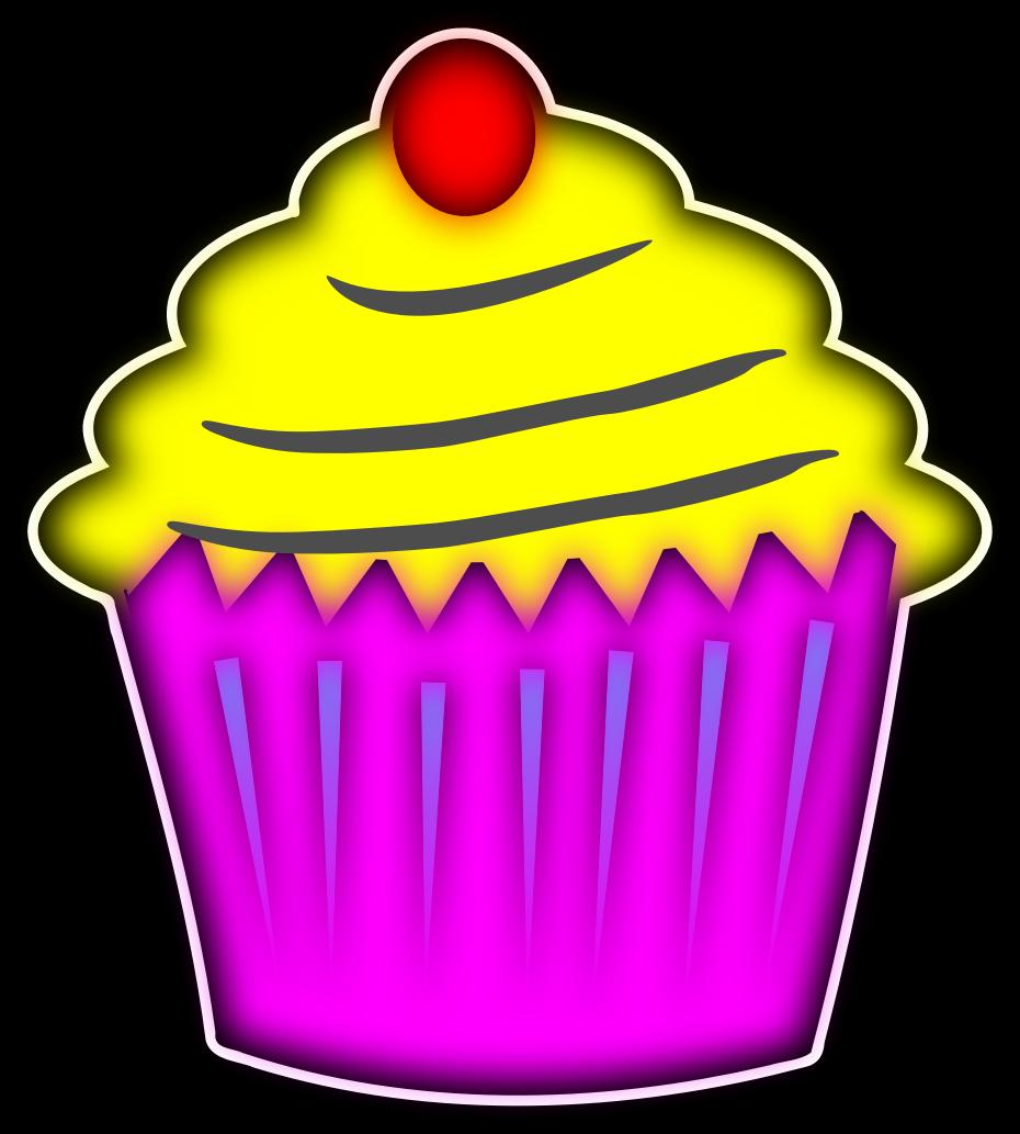 Big image png. Food clipart cupcake