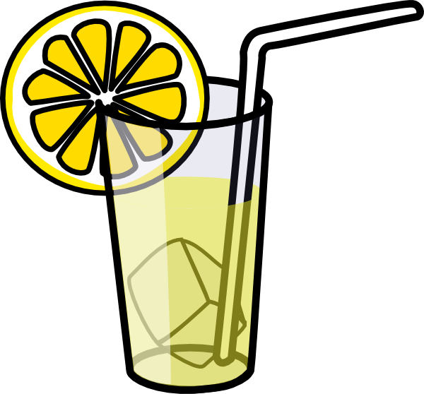 Lemons clipart two. Drinking cup panda free