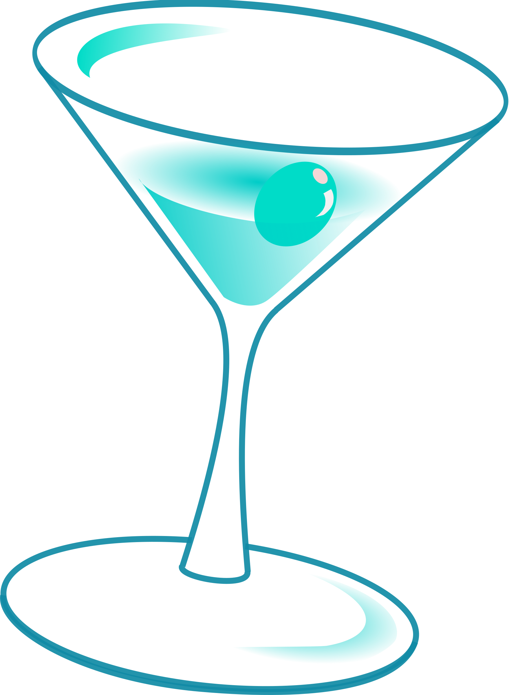 Happy hour big image. Cocktail clipart party drink