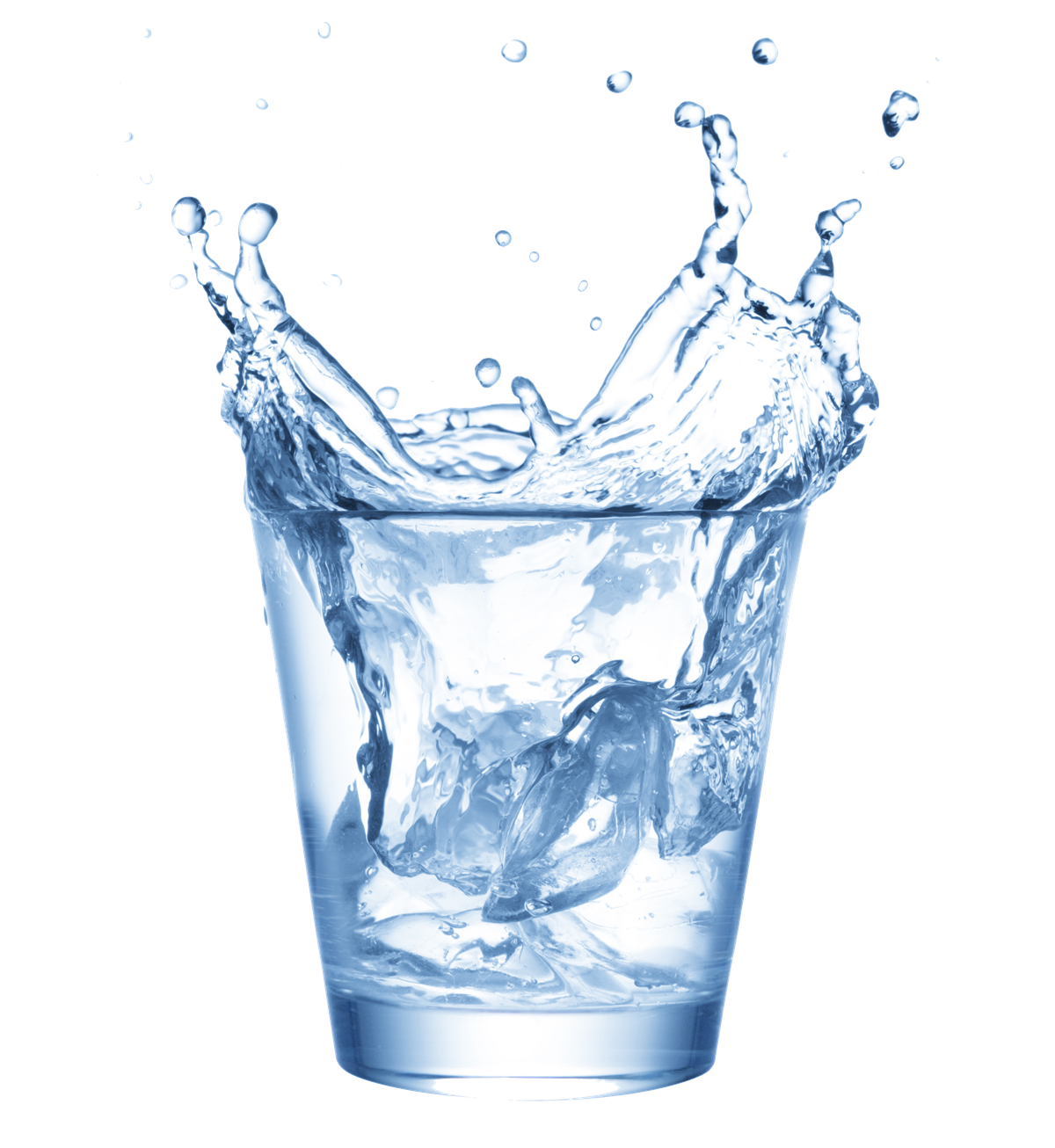 Ice in glass png. Water clipart cold water