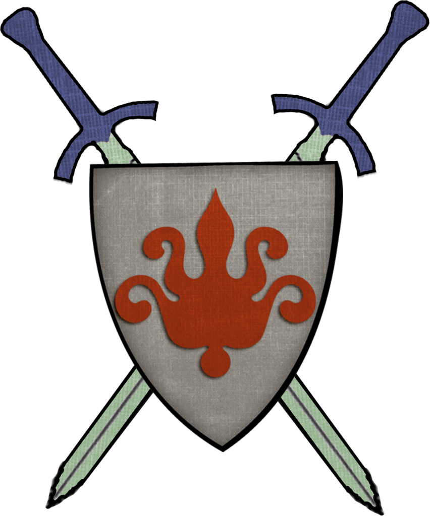 Knights clipart cool. Shield middle ages knight