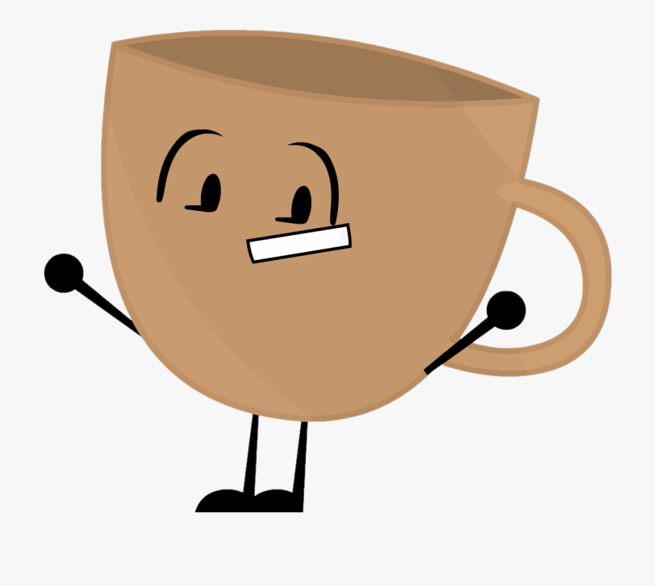 Terror coffee cup . Mug clipart one object
