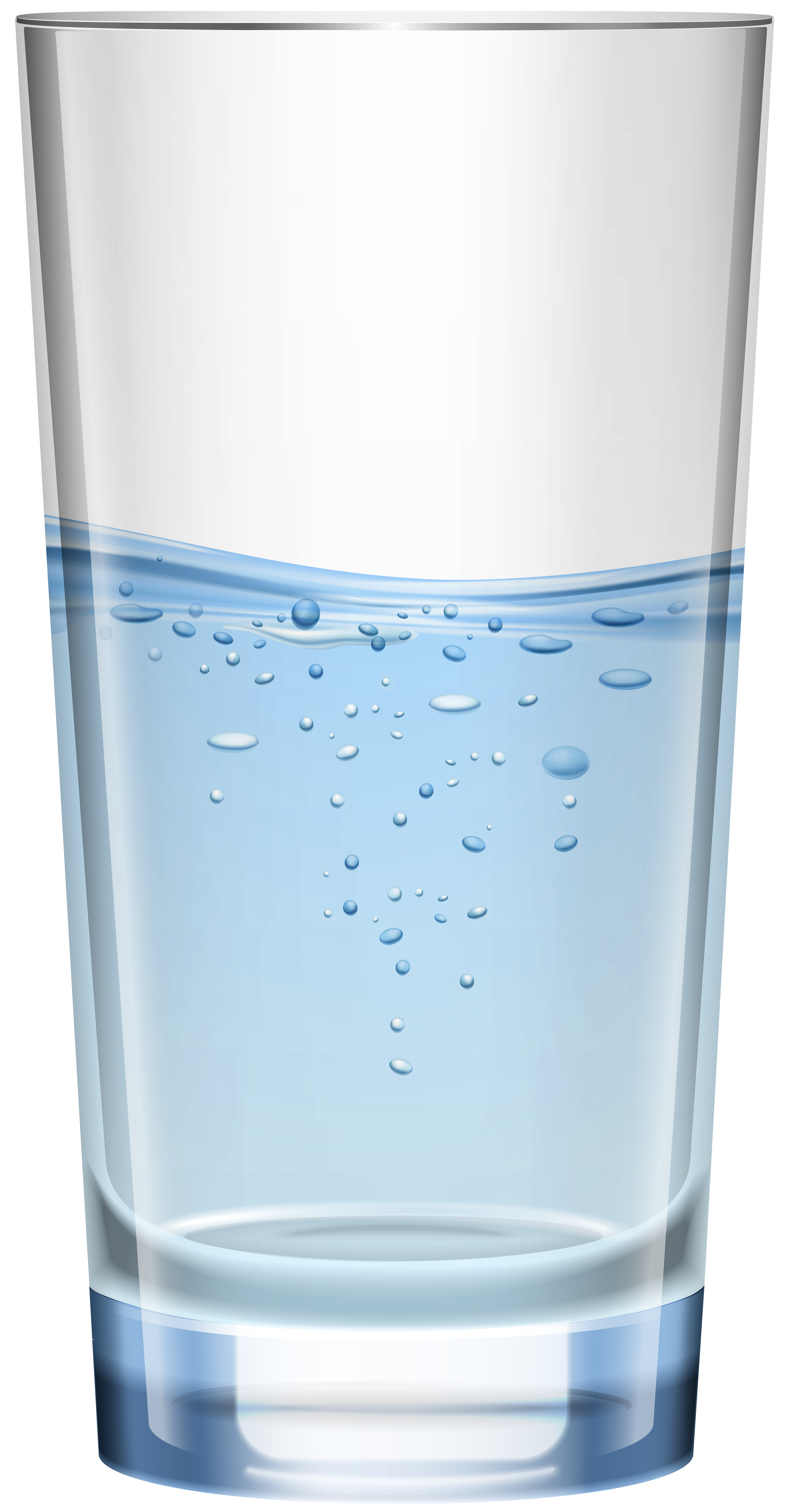 Scalable vector graphics icon. Cup clipart ice water