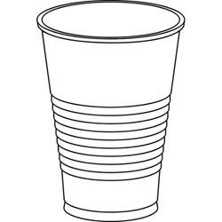 Cups clipart plastics. Plastic cup many interesting