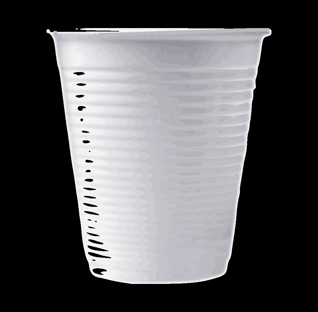 Cup clipart colored plastic. Onlinelabels clip art