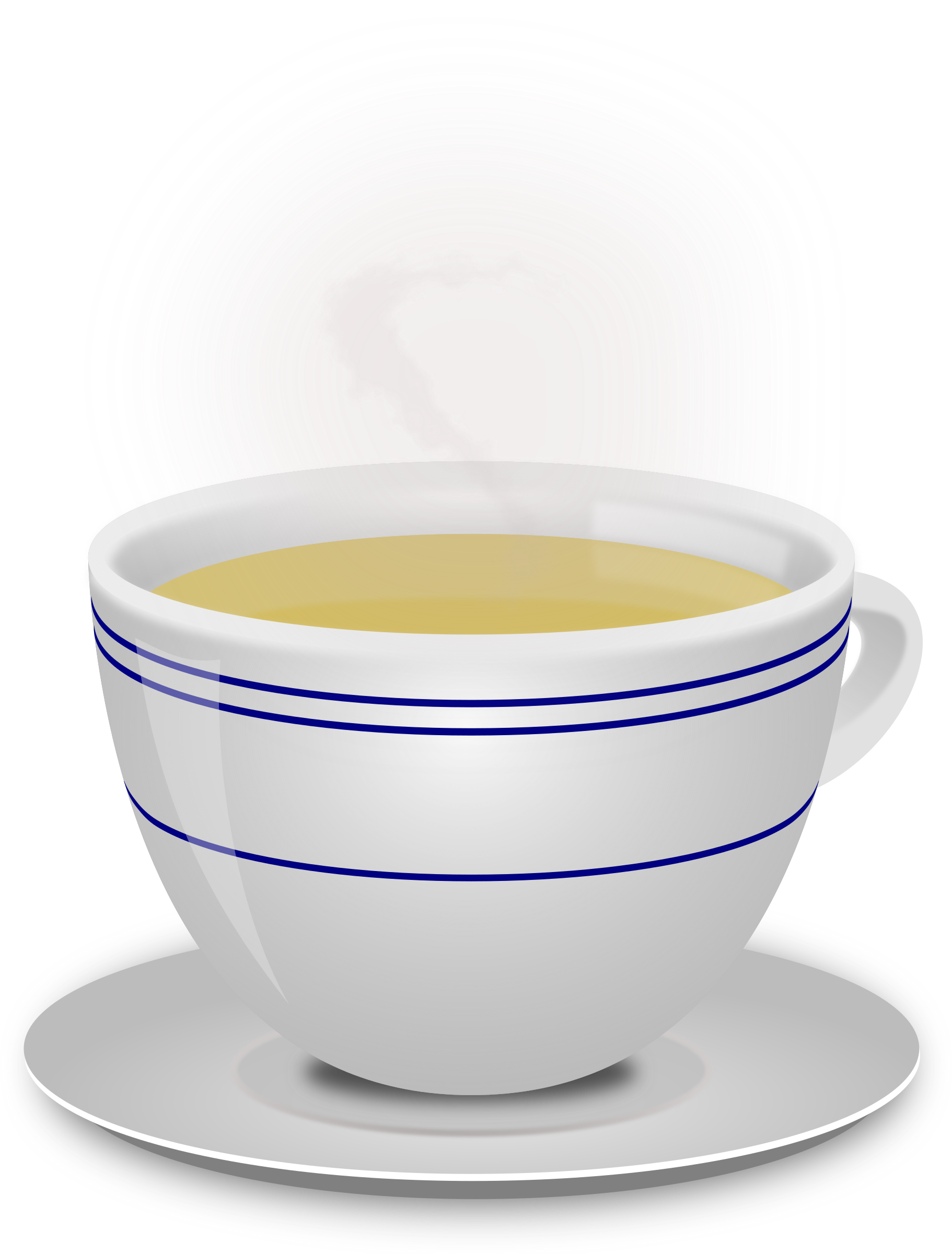Tea clipart steaming bowl. Cup of big image