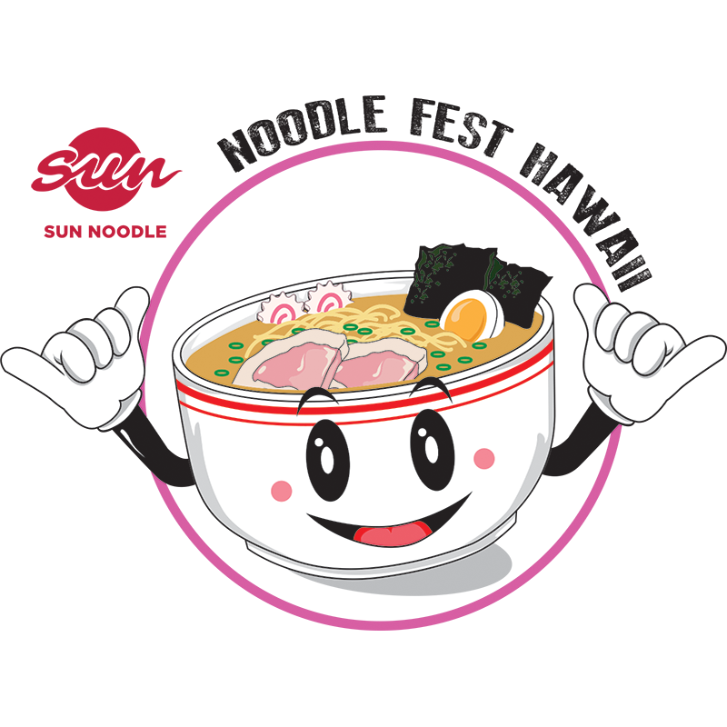 Vendors festival hawaii presented. Foods clipart noodle