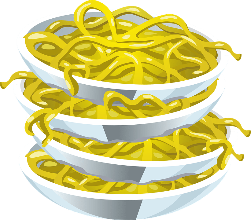 collection of chinese. Spaghetti clipart transparent background