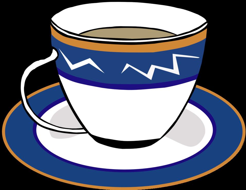 Tea clipart file. Public domain clip art