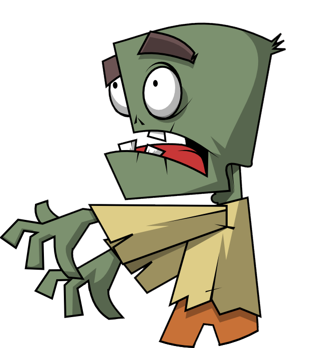 Zombie clipart zombie brain. Z is for systems