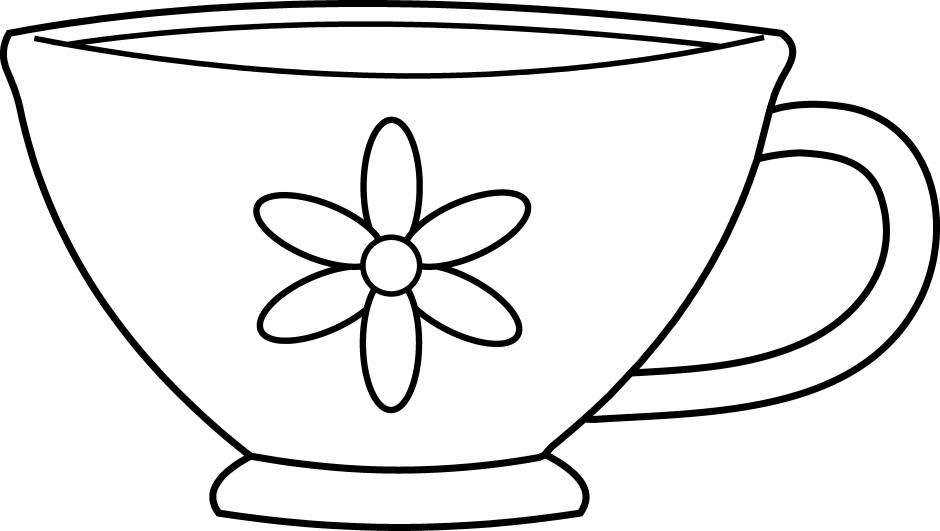 Tea cup clip art. Mug clipart tasa