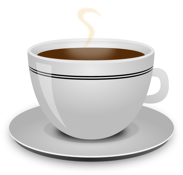 Cup clipart template. File coffee icon svg