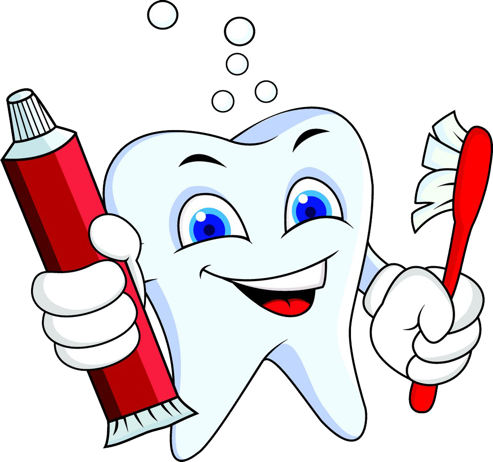 Tooth clipart toothbrush. Cartoon pathology clip art