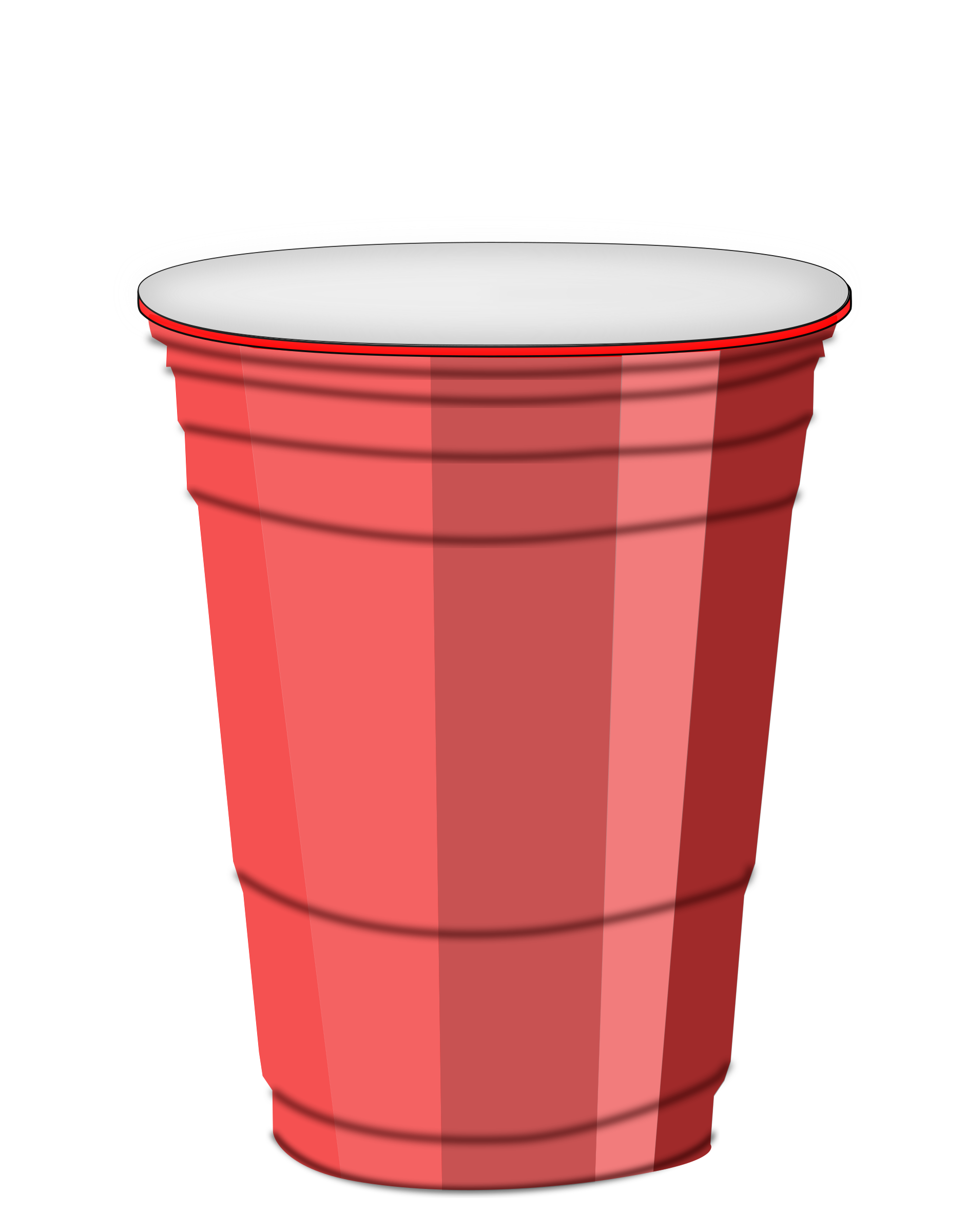 Cup clear cup