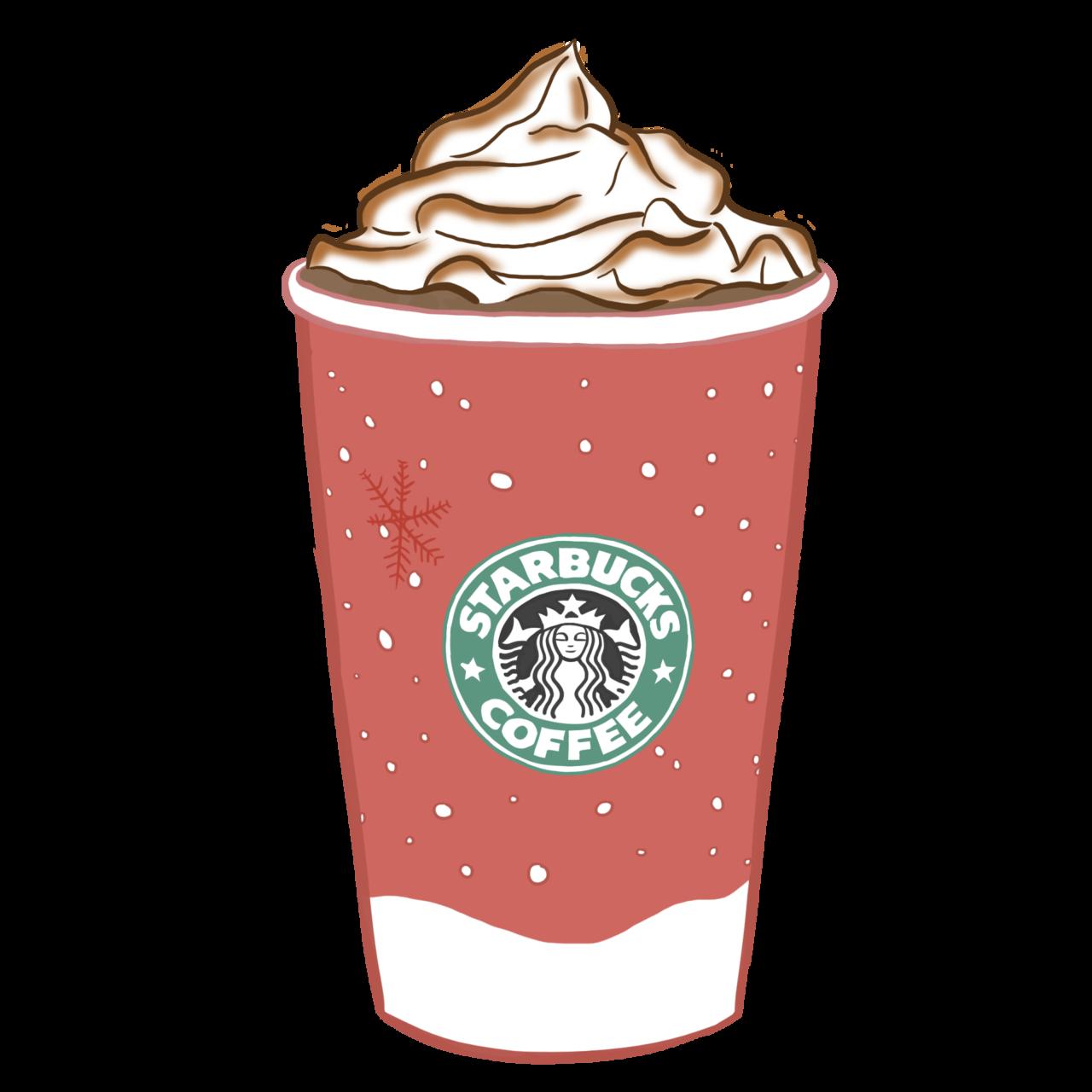 Winter clipart drink. Images for starbucks transparent