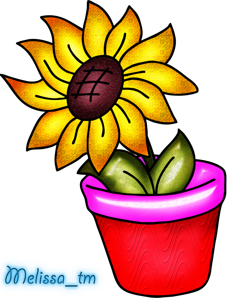 Glass panda free images. Clipart flower vase