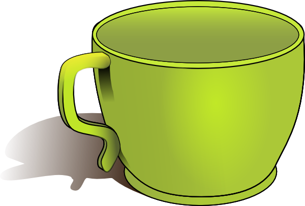 Clipart cup. Panda free images clip
