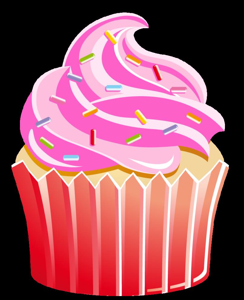 Girly clipart cupcake. Free download panda images