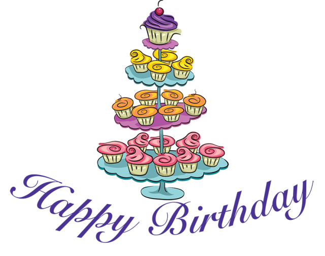Tickle your friends funny. Clipart cupcake banner