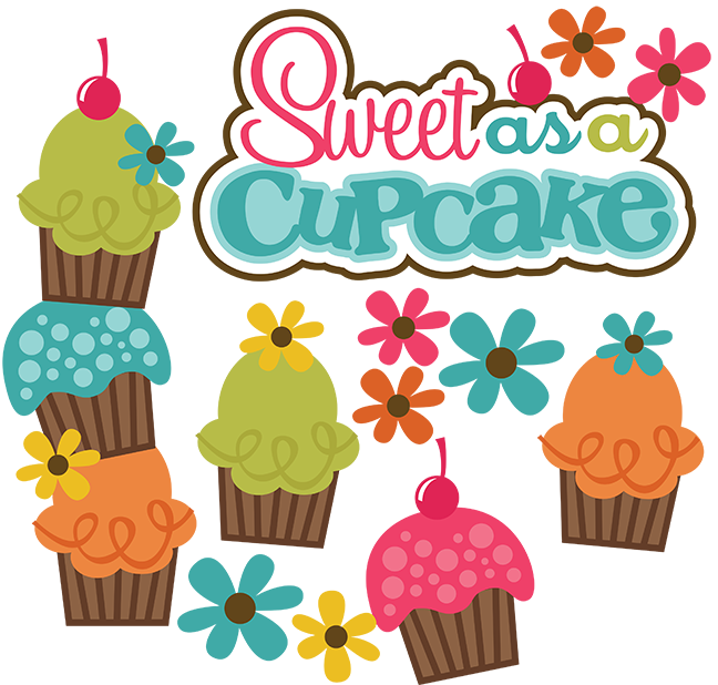 Holiday clipart bake sale. Sweet as a cupcake
