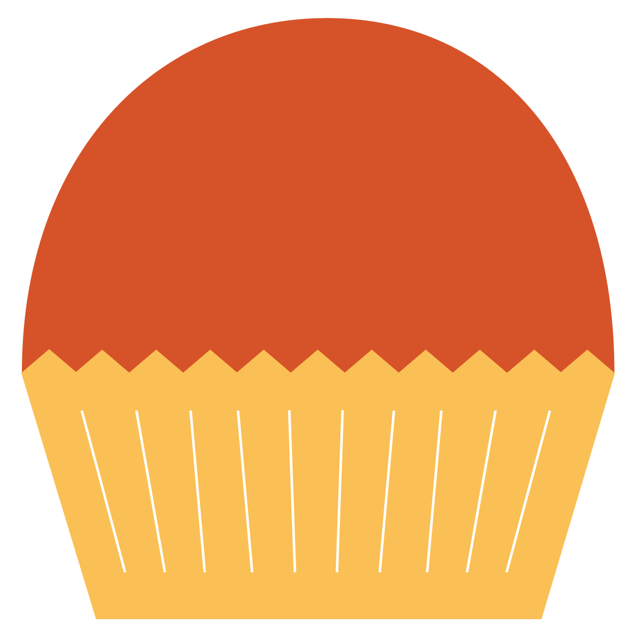 Index of wp content. Muffin clipart simple cupcake