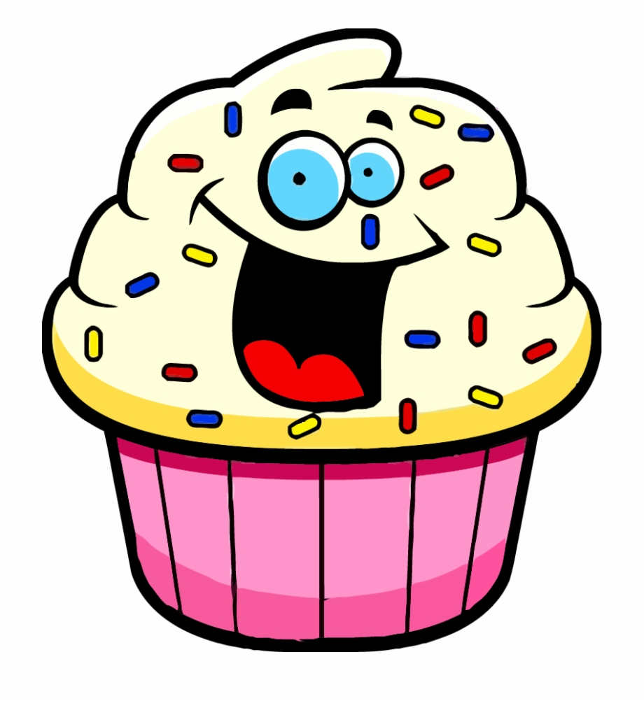 Cupcake clipart cartoon, Cupcake cartoon Transparent FREE ...