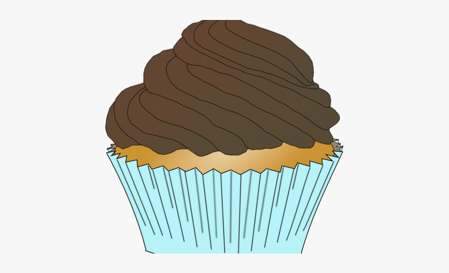 Chocolate cupcakes red png. Clipart cupcake choclate
