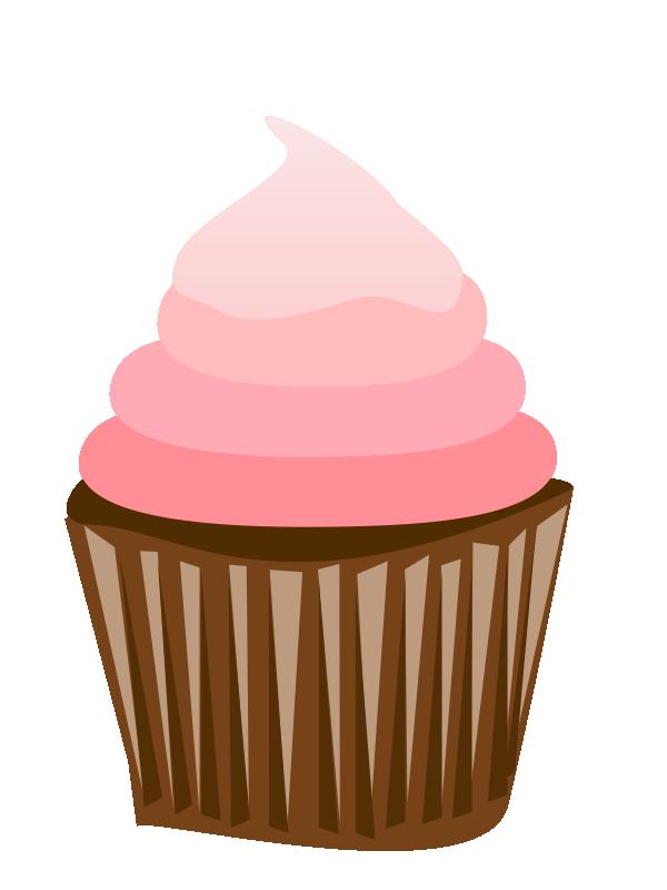 Food clipart cupcake. Free plush design large