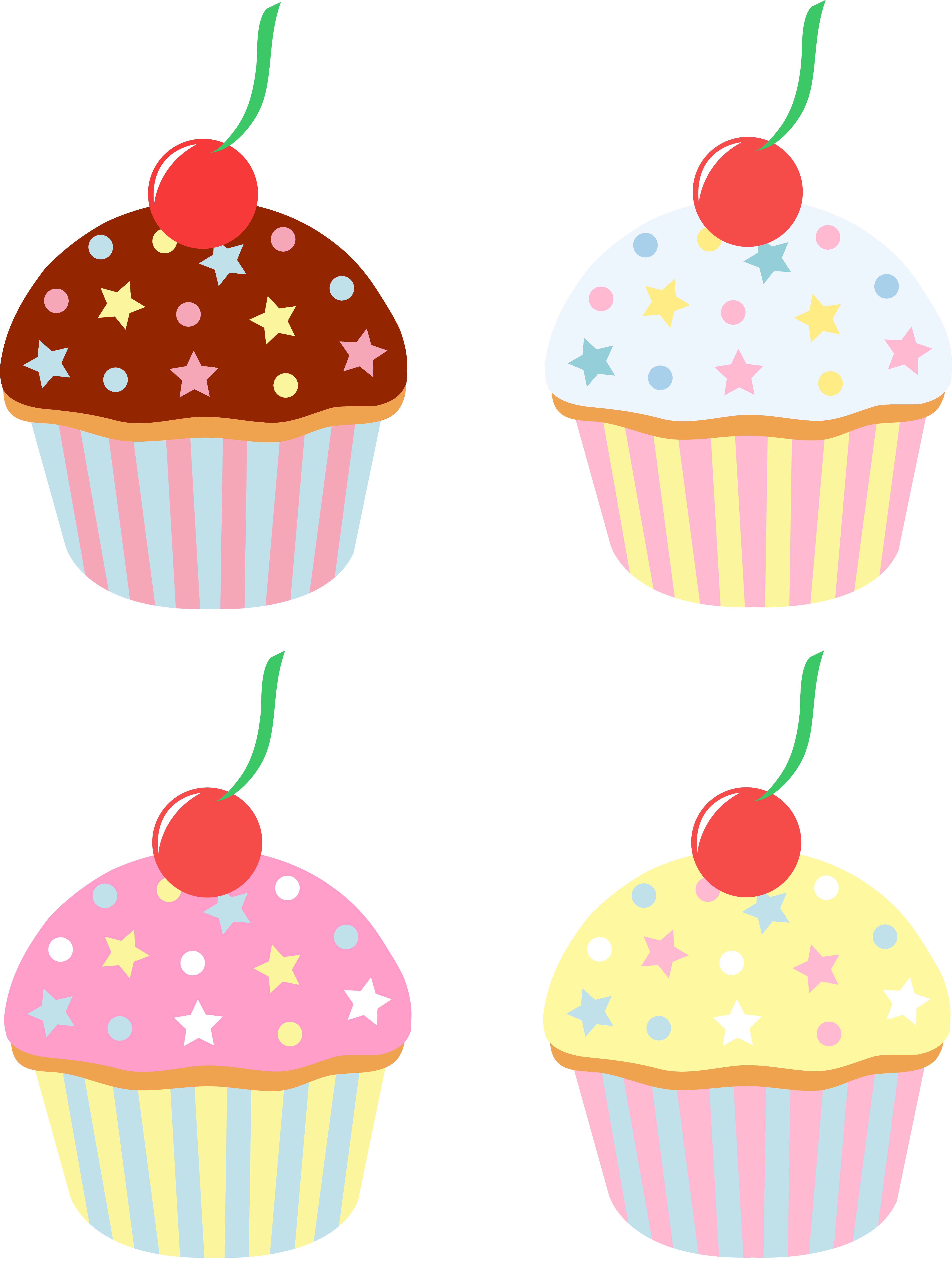 Cute cupcakes panda free. Quilt clipart soft thing