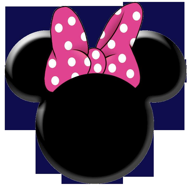 Head minnie mouse