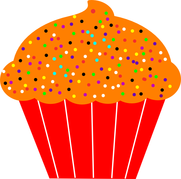 Clip art at clker. Clipart free cupcake