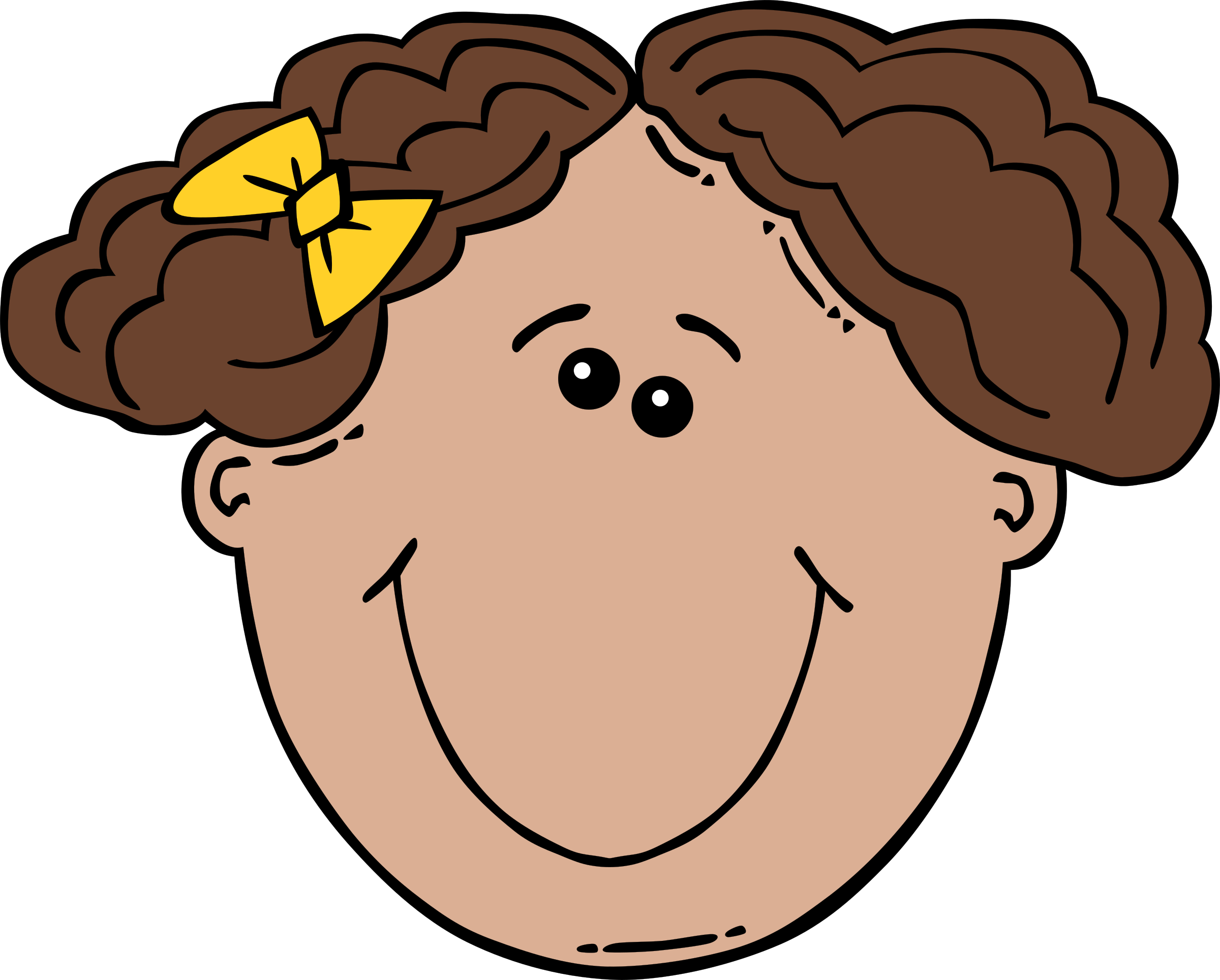 Funny cartoon faces images. Clipart world face