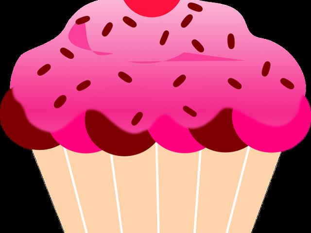 cupcake clipart faces