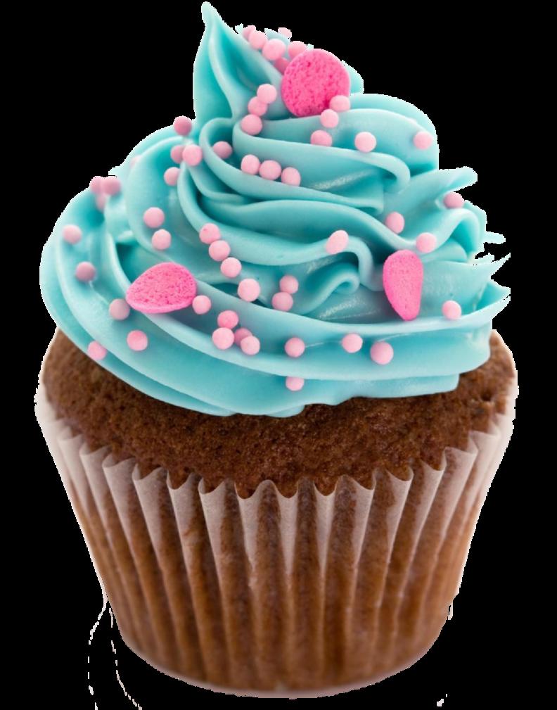 cupcakes clipart single cupcake