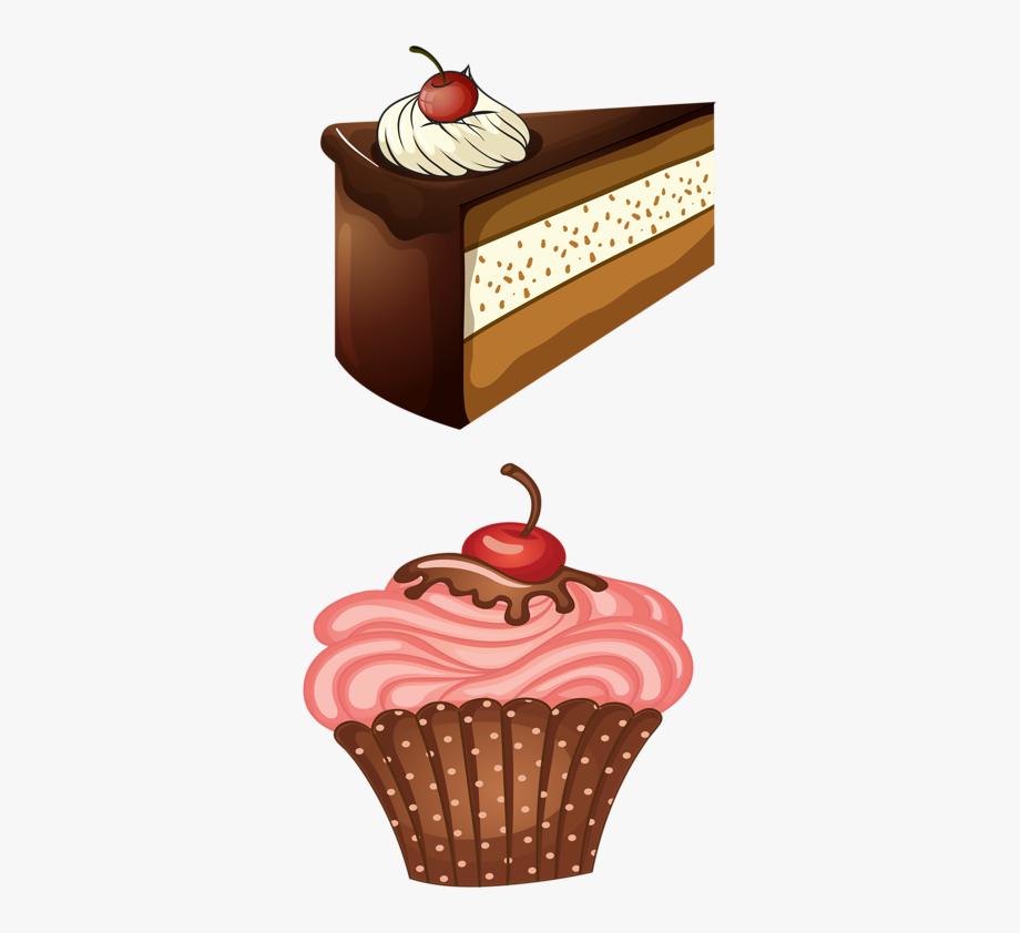 Food journal notebook yandex. Clipart cupcake gourmet cupcake
