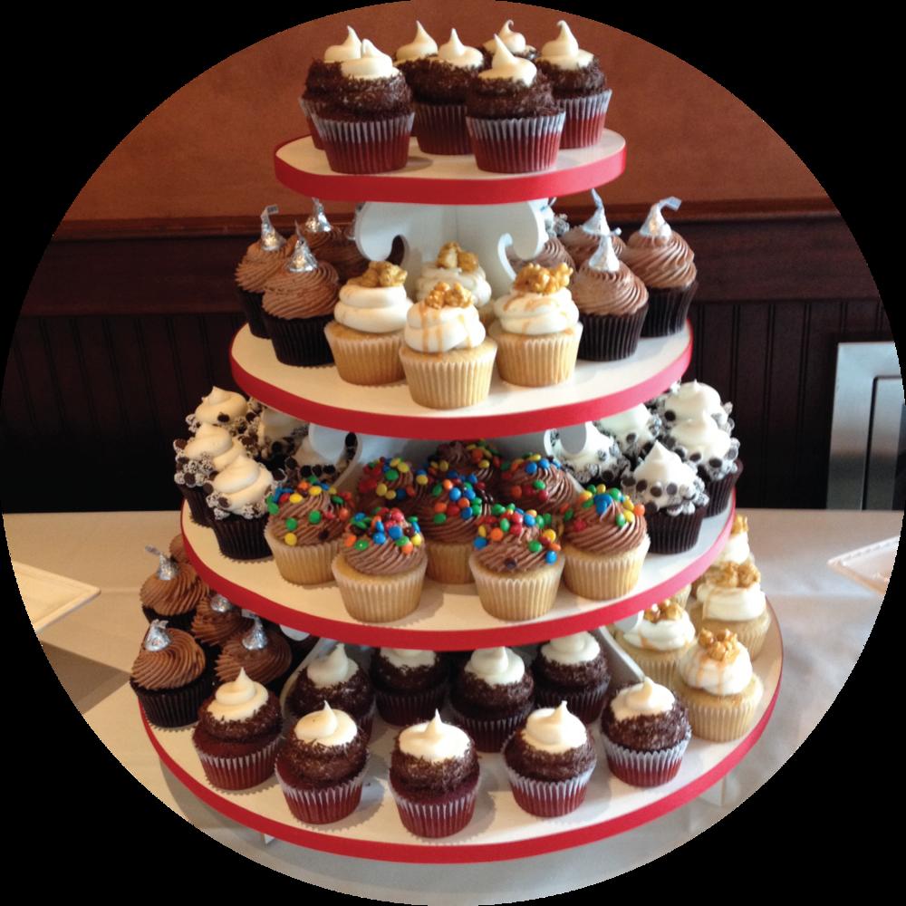 Clipart cupcake gourmet cupcake. Events pipe dream cupcakes